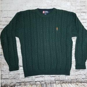 Chaps Ralph Lauren CRL Sweater Mens size MEDIUM